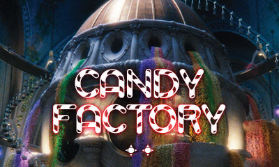 Exit Canada Candy Factory