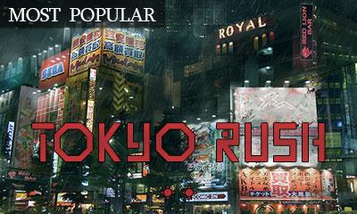 Exit canada TOKYO RUSH