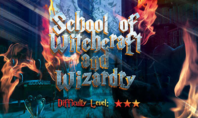 Exit Canada The School of Witchcraft and Wizardry