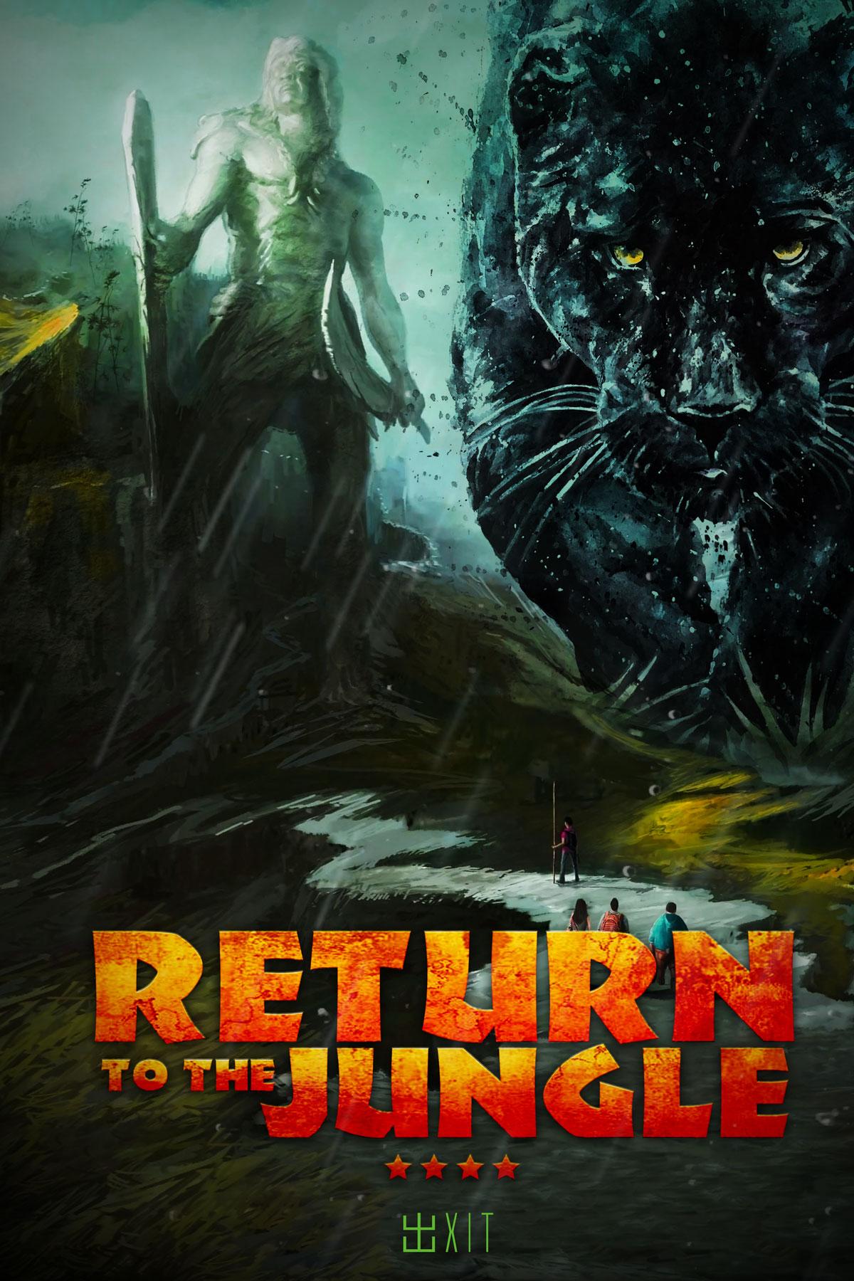 return to the jungle