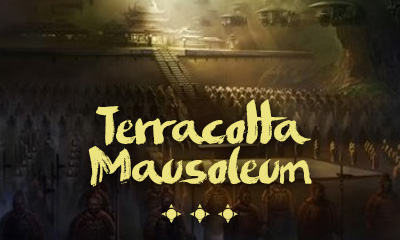 EXIT Canada Terracotta Mausoleum