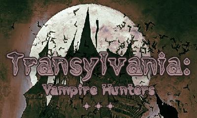 Exit Canada Transylvania Vampire Hunters