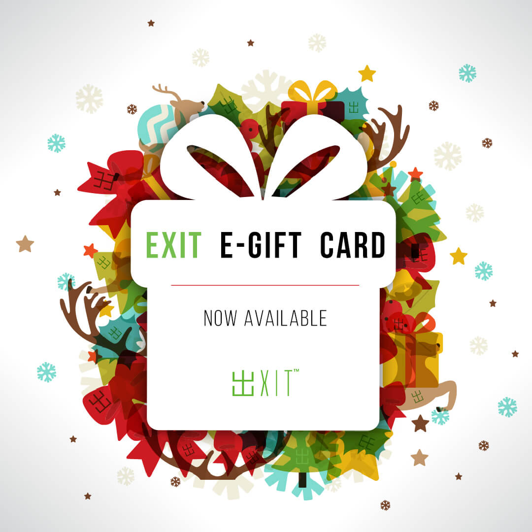EXIT Escape Gift Card Online