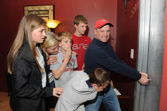 Family Activities - Escape Room Game by EXIT Canada Franchise