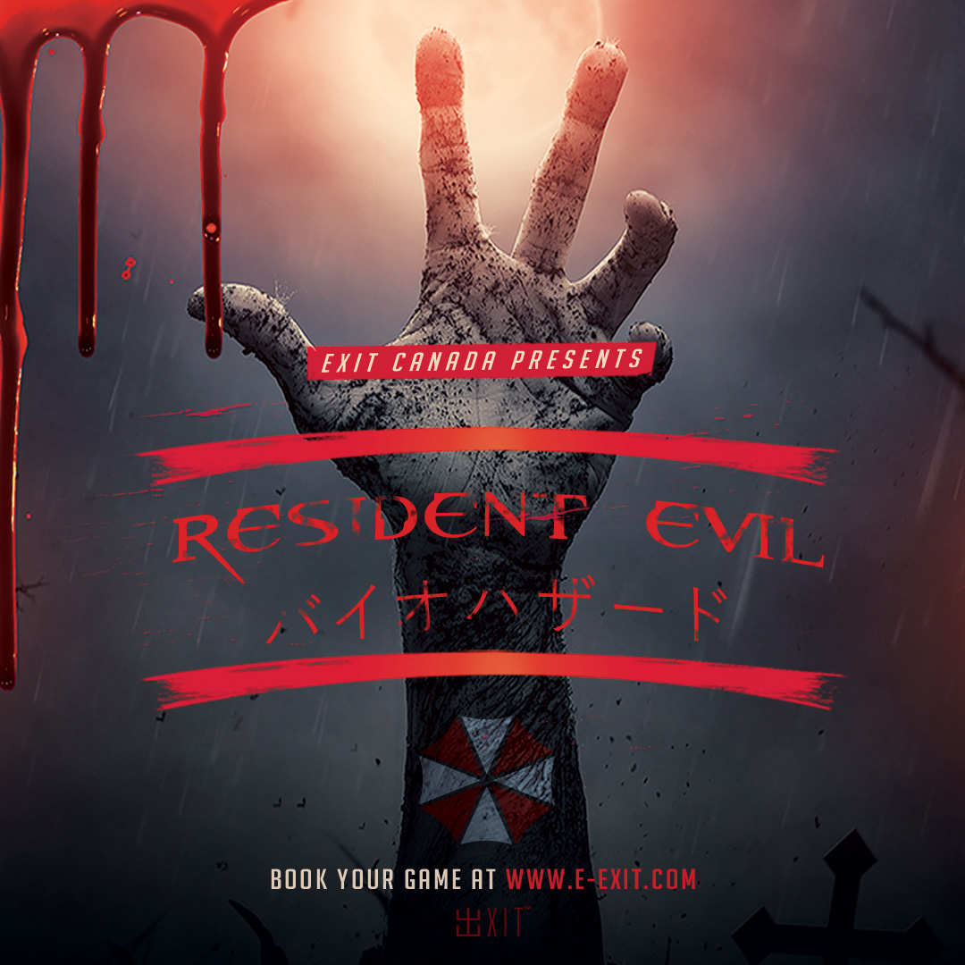 Resident Evil Escape Room