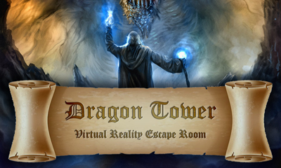 dragon tower vr escape